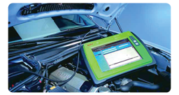 Diagnostic et maintenance électronique